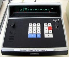 Old Calculator - Roberta F