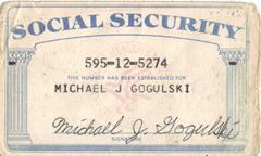 Socseccardfront - Michael Gogulski