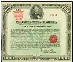 1981 treasury bond Crop