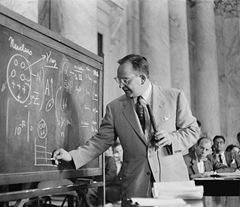 Blackboard Lecturing Crop