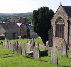 Churchyard Derek Harper - crop