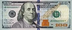 New $100