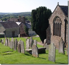 Churchyard Derek Harper - crop