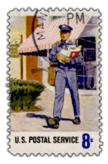 USPS Stamp